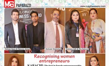 Recognising women entrepreneurs