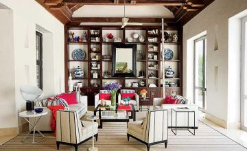 Decorating in eclectic style