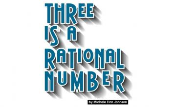 THREE IS A RATIONAL NUMBER