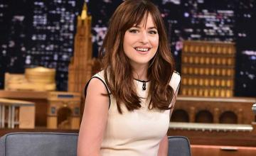 Dakota Johnson is all smiles as she celeb-rates her birthday with her mom