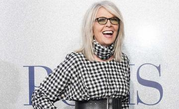 Diane Keaton is Justin Bieber's muse in the new 'Ghost' music video