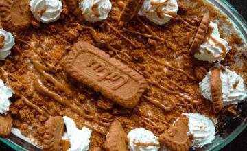 Brownie Cheesecake Trifle