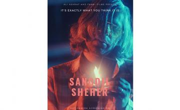 Ali Ashraf releases an eccentric music video for his song 'Sangdil Sheher'