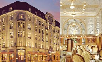 Hotel Art Deco Imperial Prague, Czech Republic
