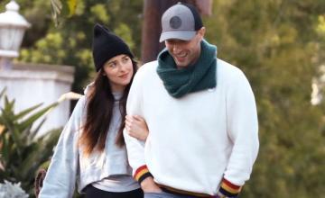 Chris Martin and Dakota Johnson prove to be the ever in love dream couple
